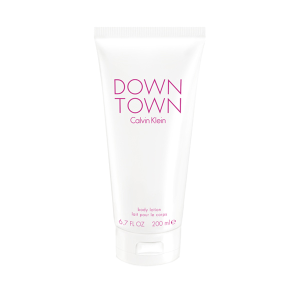 Calvin Klein - Downtown - Lait corps 200 ml