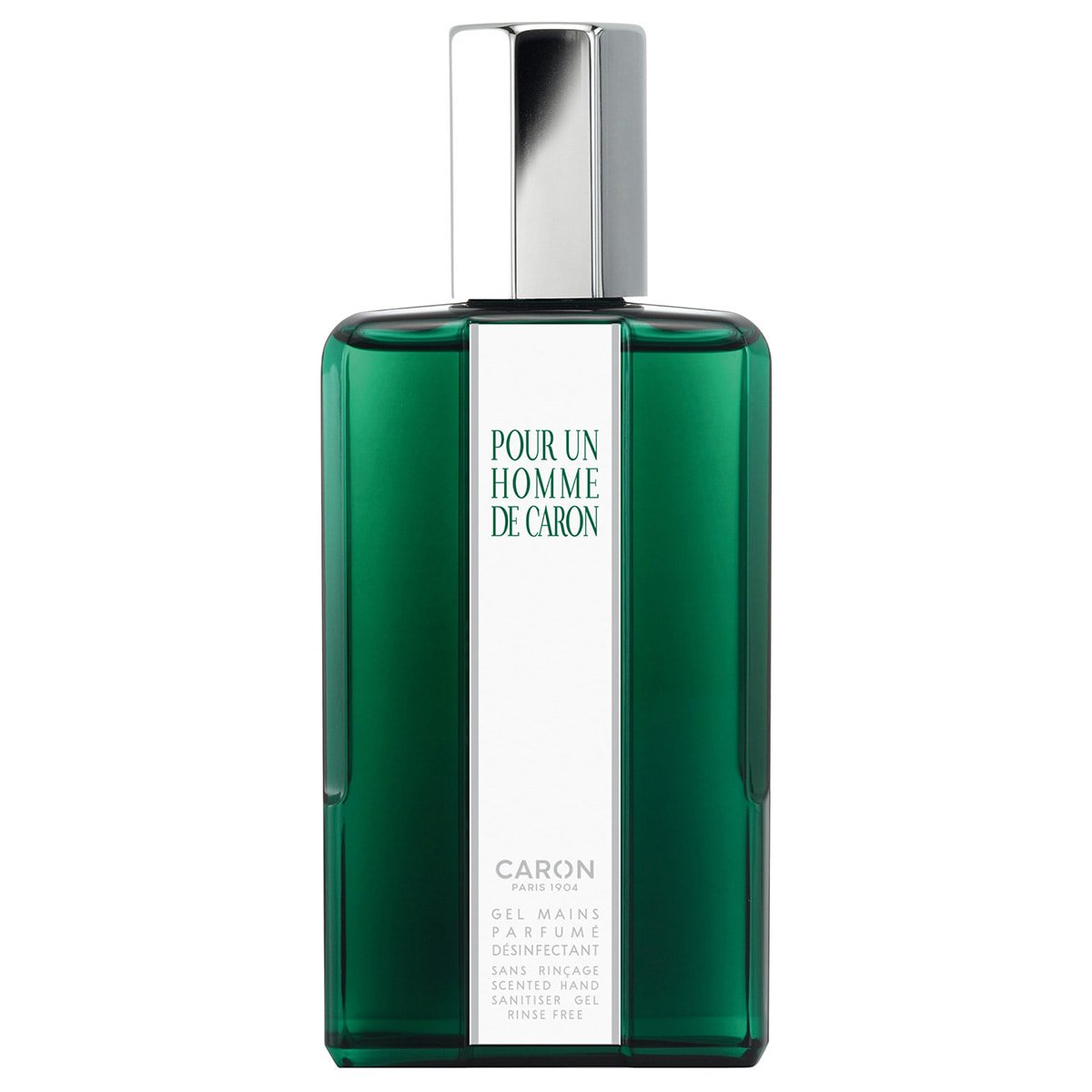 Caron - Pour Un Homme de Caron - Gel Mains parfumé Désinfectant 200 ml