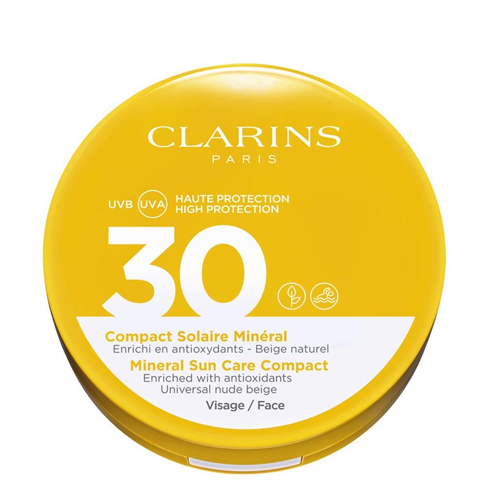 Clarins - Compact Solaire Minéral Visage - UVA/UVB30 11,5 ml