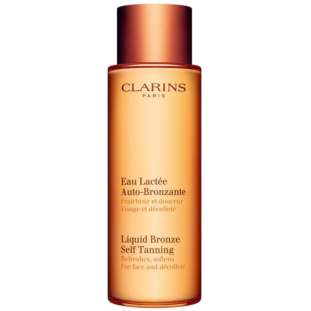 Clarins - Eau Lactée Auto-Bronzante - 125 ml