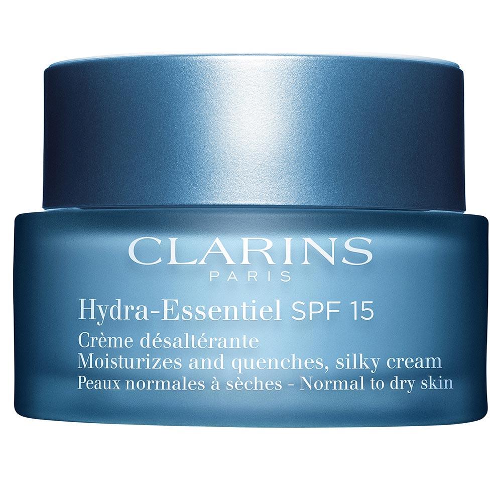 Hydra-Essentiel Crème désaltérante SPF15 - CLARINS