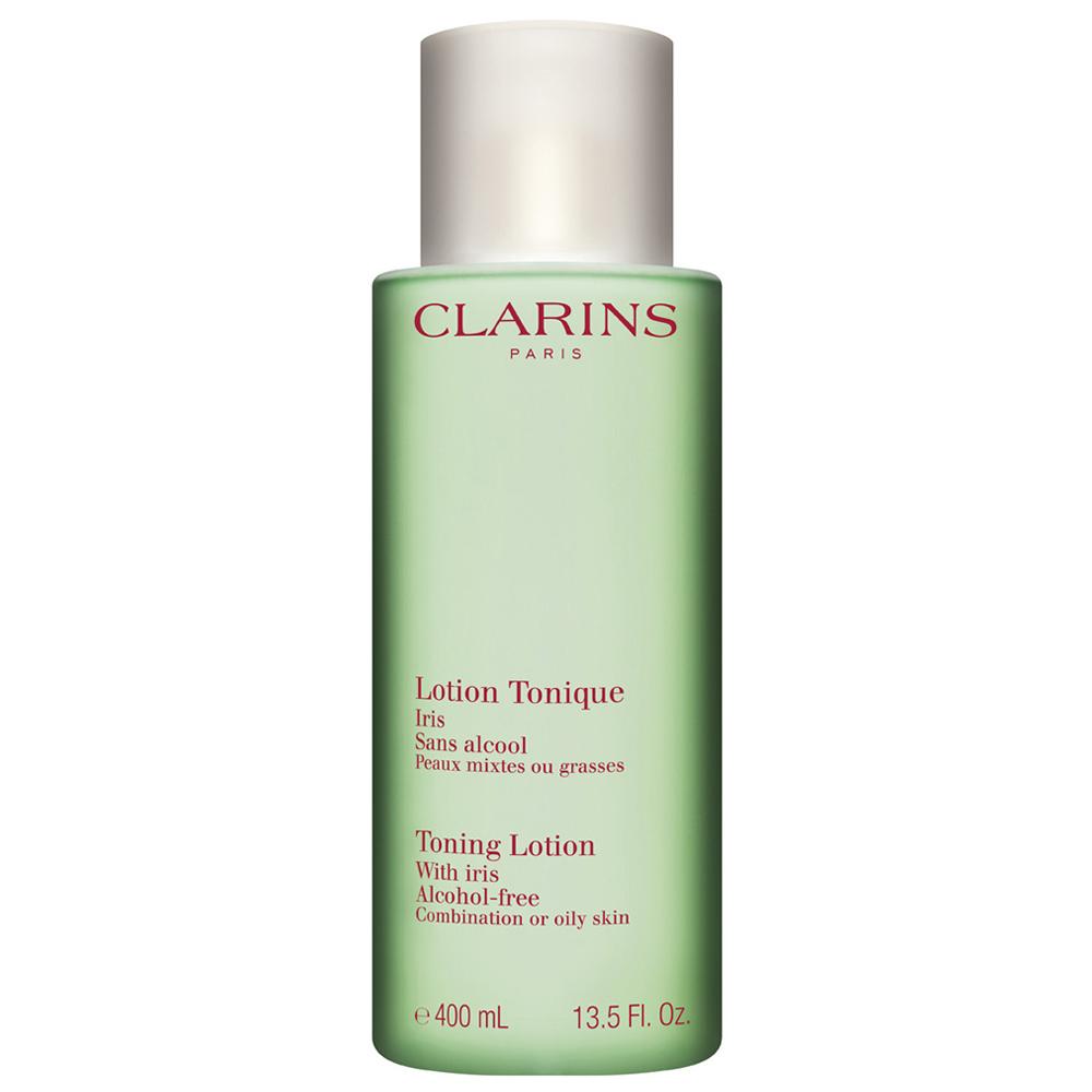 Lotion Tonique Iris Peaux mixtes ou grasses - CLARINS