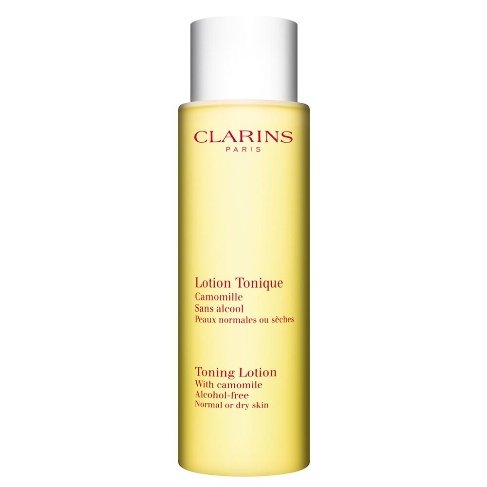 Clarins - Lotion Tonique Camomille - Peaux Normales ou sèches