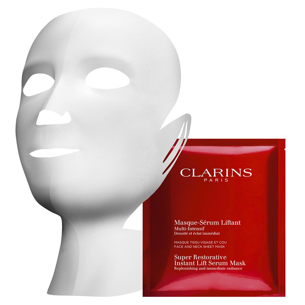 Clarins - Multi-intensive - Masque-Sérum Liftant Multi-Intensif