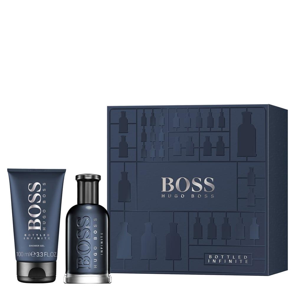 Coffret Boss Bottled Infinite Noël - HUGO BOSS