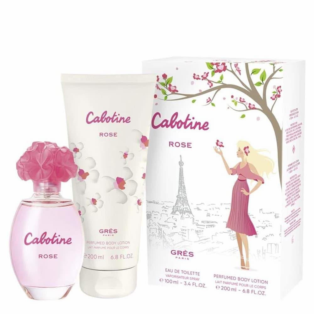 Coffret Cabotine Rose GRÈS