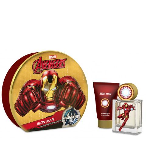 coffret Iron Man eau de toilette - MARVEL