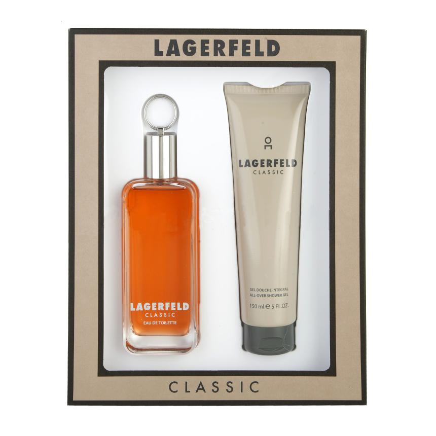 Lagerfeld - Coffret Lagerfeld Classic - Eau de Toilette 150 ml