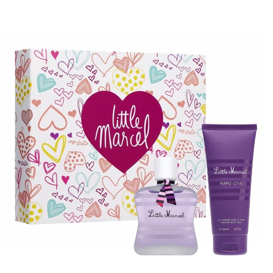 Coffret Purple Love - Little Marcel