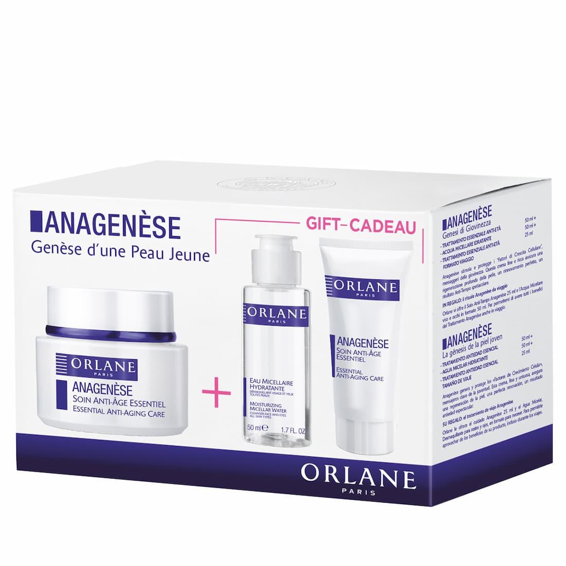 Orlane - Coffret Anagenèse - Soin Anti-temps Essentiel 50 ml