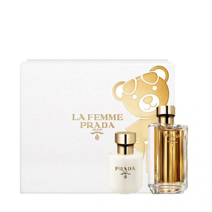 Prada - Coffret La Femme Prada - Eau de Parfum 50 ml