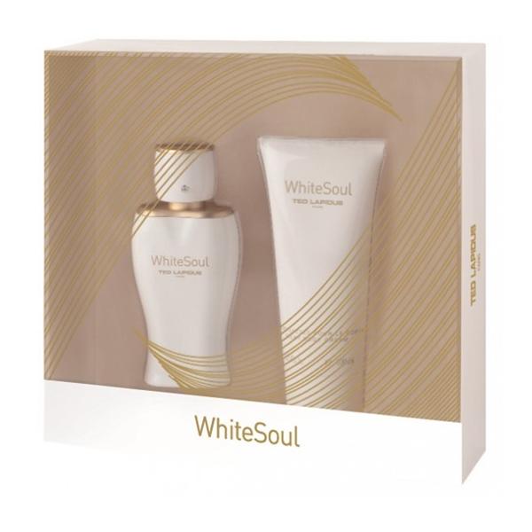 Coffret WhiteSoul Eau de Parfum  - LAPIDUS