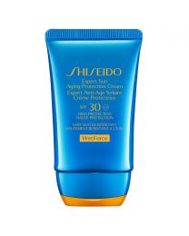 Shiseido - Expert Anti-Âge Solaire - Crème Protectrice Plus SPF30 50 ml
