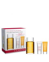 Clarins - Coffret Spa at Home - Huile Tonic