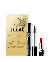 Coffret Mascara Diorshow Pump'N'Volume - DIOR