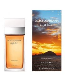 Eau de Toilette Light Blue Sunset in Salina - DOLCE & GABBANA