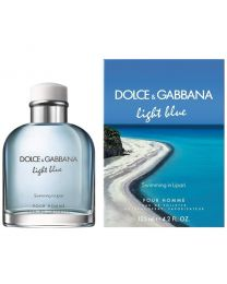 Dolce & Gabbana - Light Blue Pour Homme Swimming in Lipari - Eau de Toilette