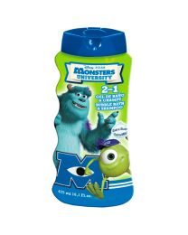 Disney - Monsters University - Gel douche 475 ml