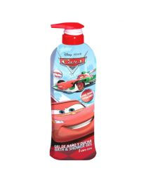 Disney - Cars - Gel douche 1 litre