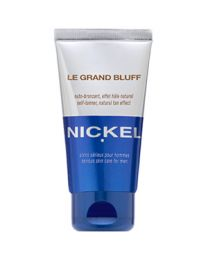 Nickel - Le Grand Bluff Auto-bronzant - Effet hâle naturel 50 ml