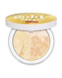 Gold me! Trio Frost Highlighter - PUPA