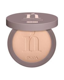 Natural Side Compact Powder, poudre compacte - Pupa
