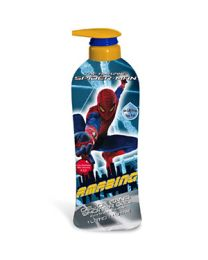 Marvel - Spiderman - Gel douche 1 litre