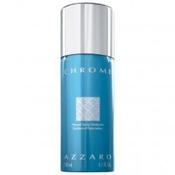 Déodorant Spray Chrome Azzaro