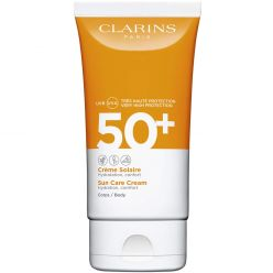 Clarins - Crème Solaire Corps - UVA/UVB50 150 ml
