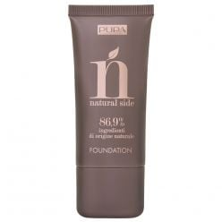 Natural Side Foundation, Fond de teint fluide - Pupa