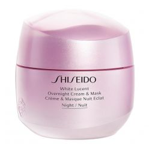 Shiseido - White Lucent - Crème & Masque Nuit Éclat 75 ml