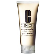 Clinique - Deep Comfort Body Moisture - Hydratant pour le corps pur confort 200 ml