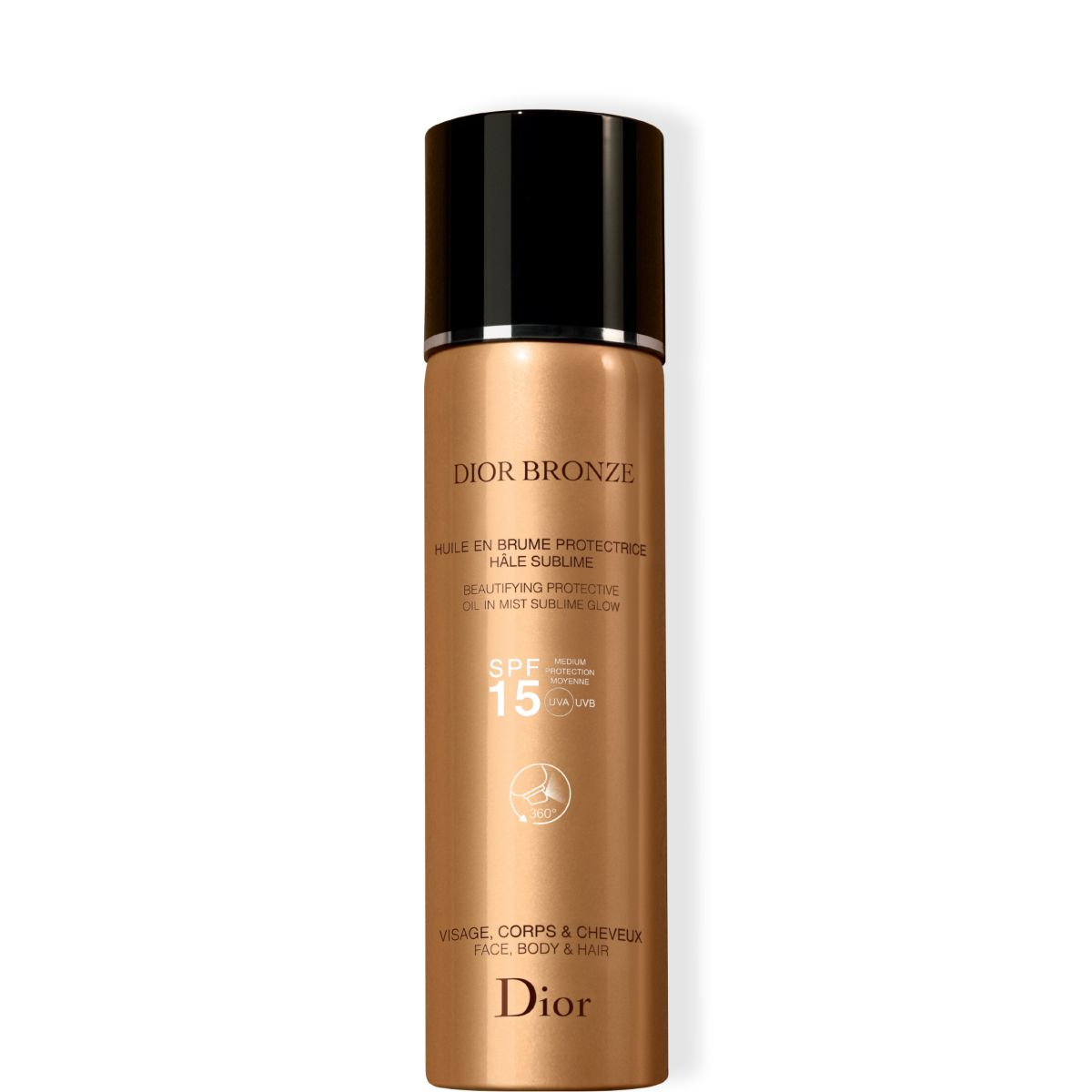 Dior - Dior Bronze - Huile en Brume SPF15 - 100 ml