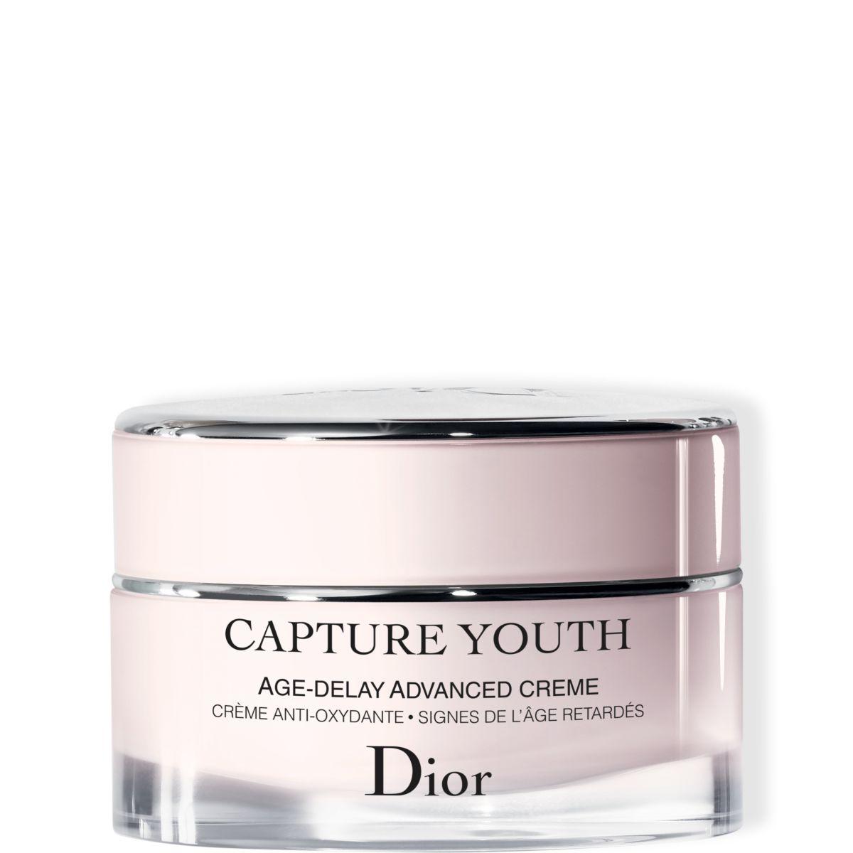 Dior - Capture Youth - Crème anti-oxydante - Signes de l'âge retardés