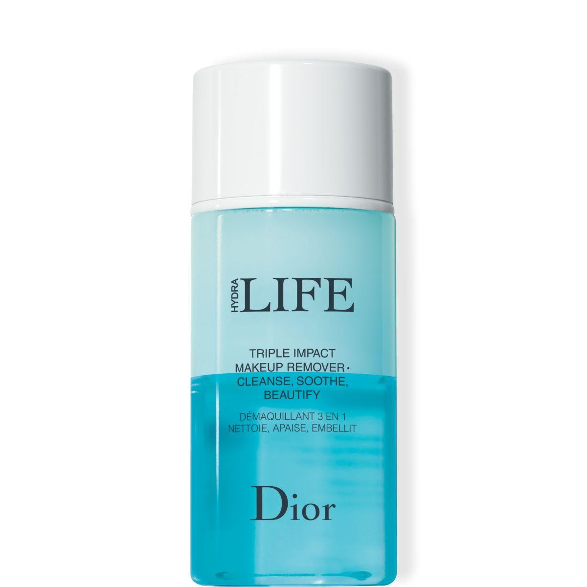 Dior - Dior Hydra Life - Démaquillant 3 en 1 Nettoie, Apaise, Embellit - 125 ml