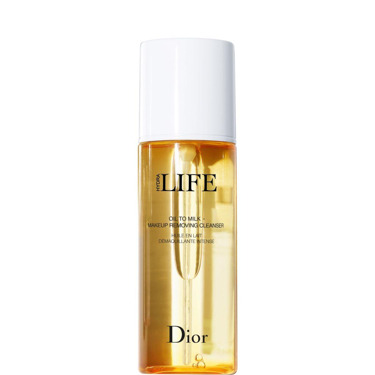 Dior - Dior Hydra Life - Huile en Lait Démaquillante Intense - 200 ml