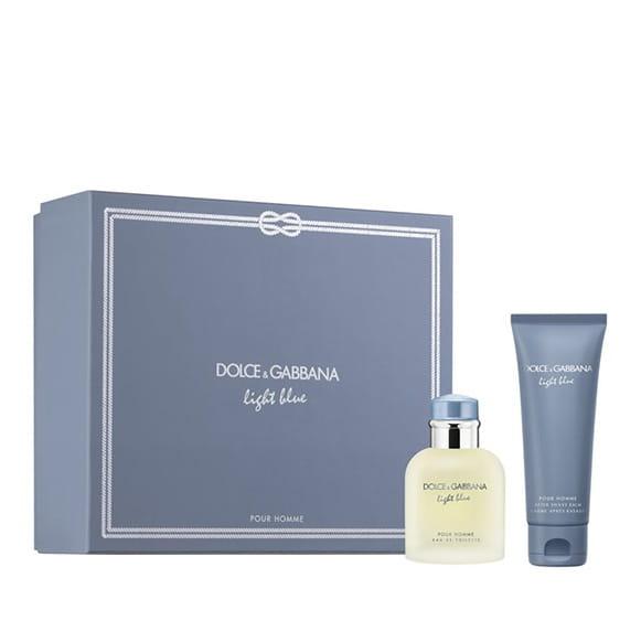 Dolce & Gabbana - Coffret Light Blue Pour Homme - Eau de Toilette 75 ml