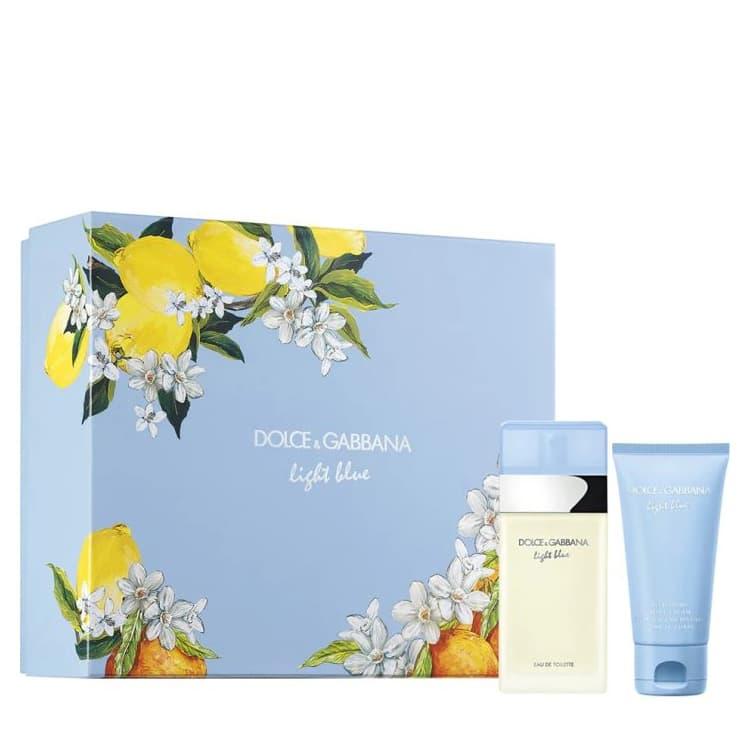Dolce & Gabbana - Coffret Light Blue - Eau de Toilette 50 ml