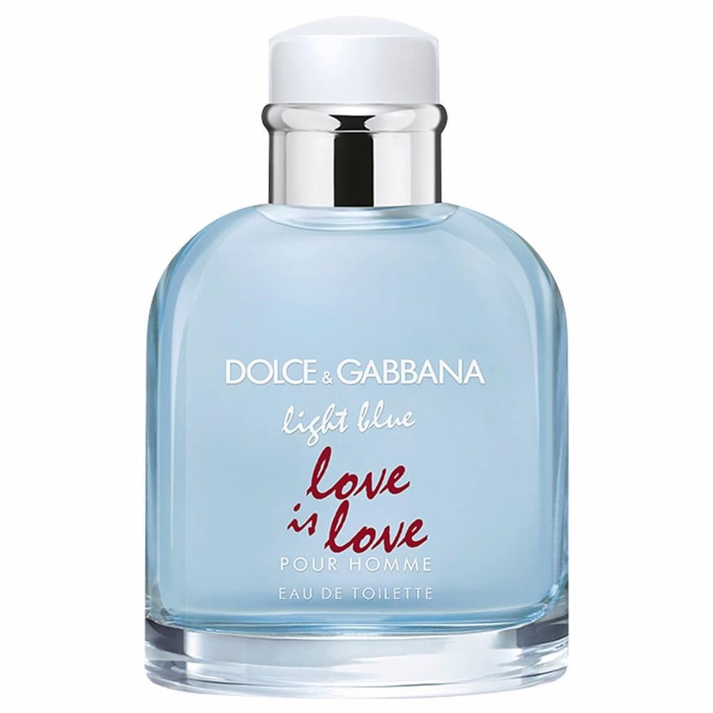 Dolce & Gabbana - Light Blue Love is Love Pour Homme - Eau de Toilette