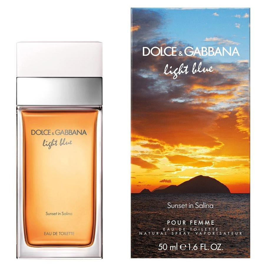 Eau de Toilette Light Blue Sunset in Salina - DOLCE & GABBANA