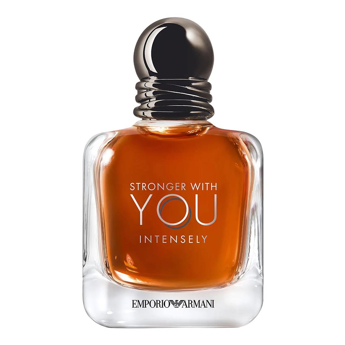 Eau de Parfum Stronger with You Intensely - Homme - ARMANI