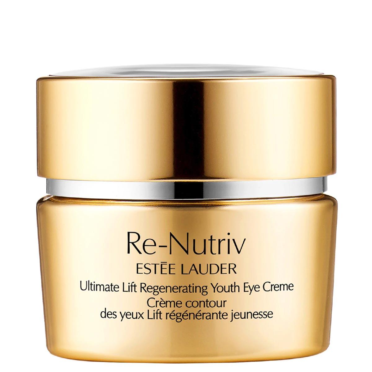 Estée Lauder - Re-Nutriv Ultimate Lift - Crème contour des yeux lift régénérante jeunesse 15 ml