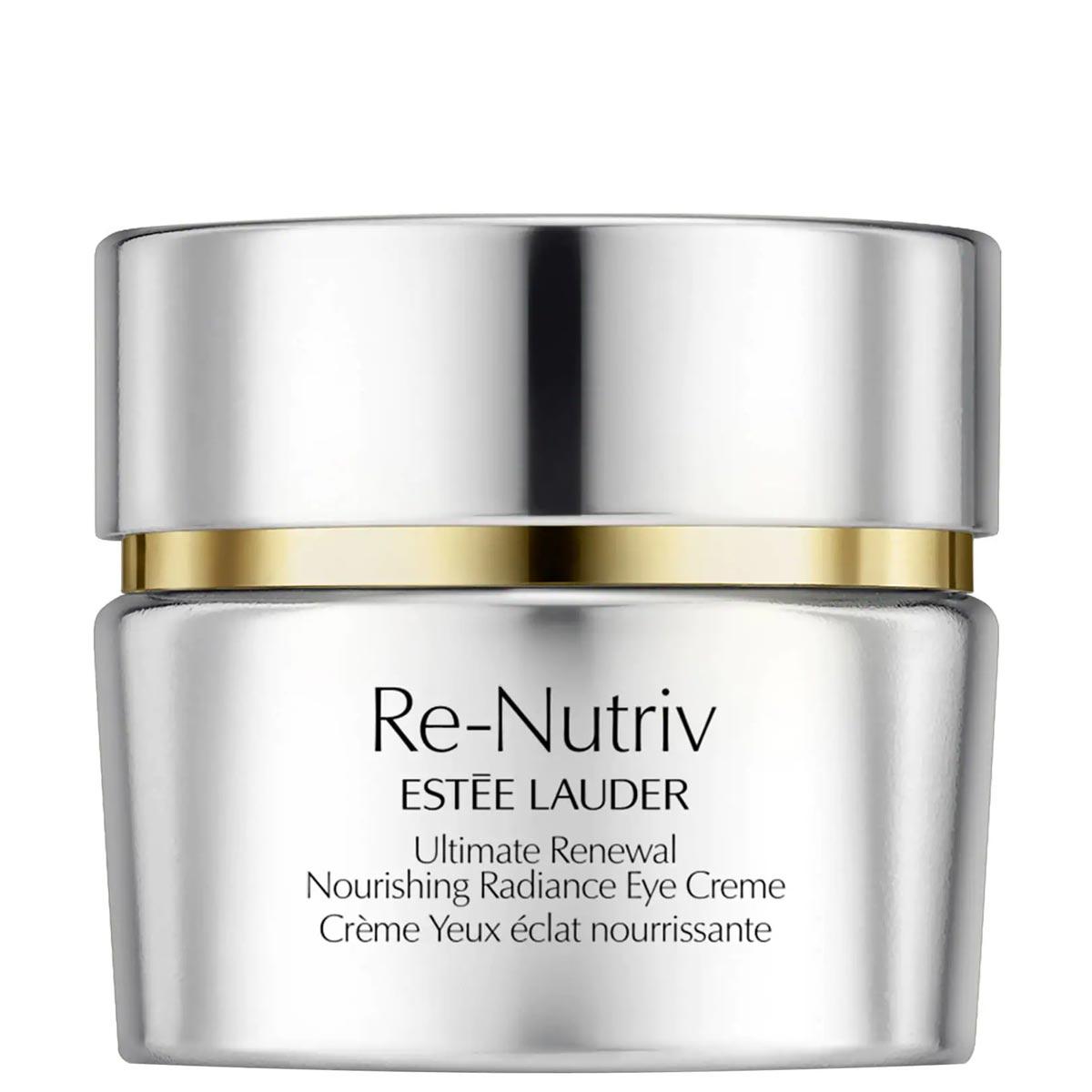 Estée Lauder - Re-Nutriv Ultimate Renewal - Crème Contour des Yeux Éclat Nourrissante 15 ml