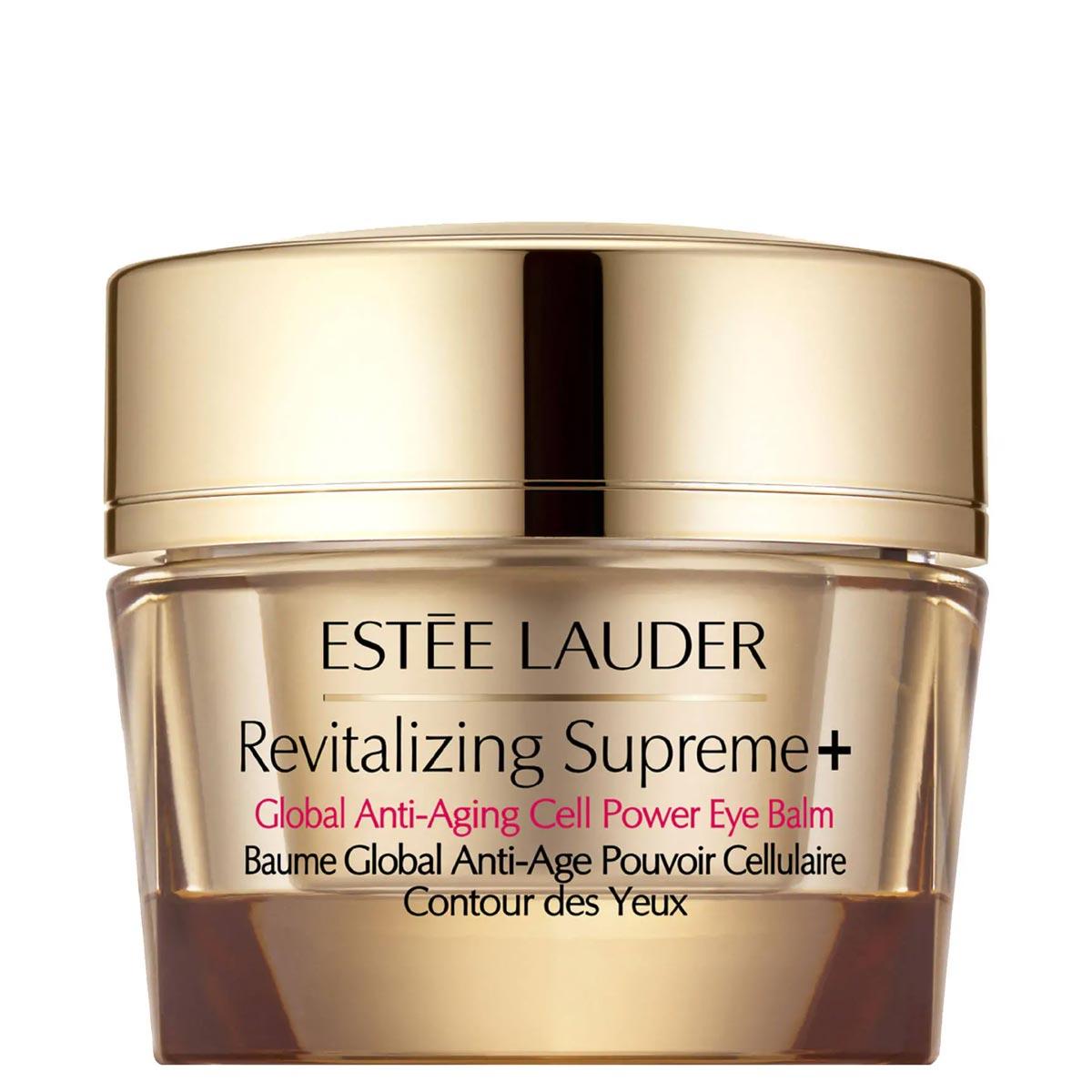 Estée Lauder - Revitalizing Supreme + - Baume Global Anti-Âge Contour des Yeux 15 ml