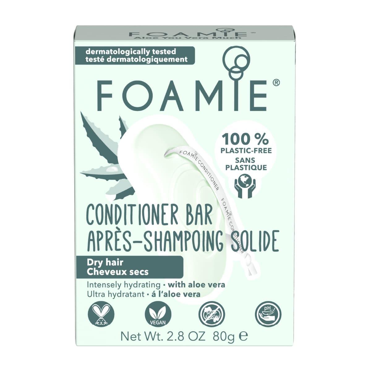 Foamie - Après- Shampoing Aloe You Vera Much