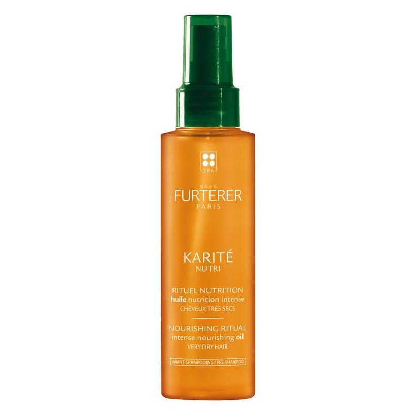 Furterer - Karité Nutri - Huile Nutrition Intense 100 ml