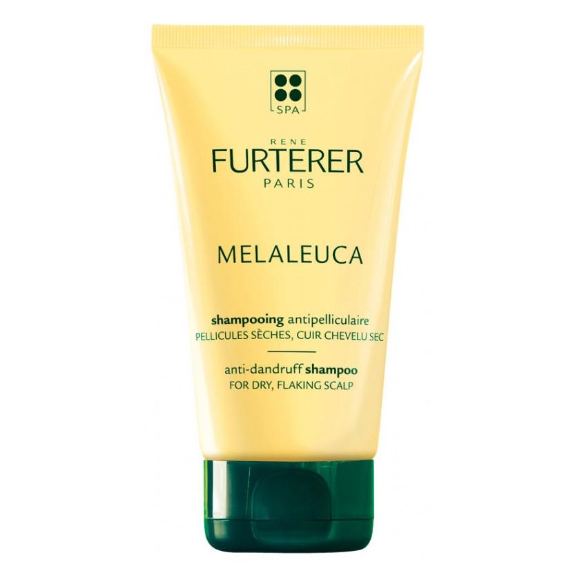 Furterer - Melaleuca - Shampooing Antipelliculaire Pellicules Sèches 150 ml