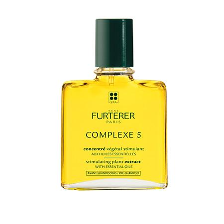 Furterer - Complexe 5 - Concentré Végétal Régénérateur 50 ml