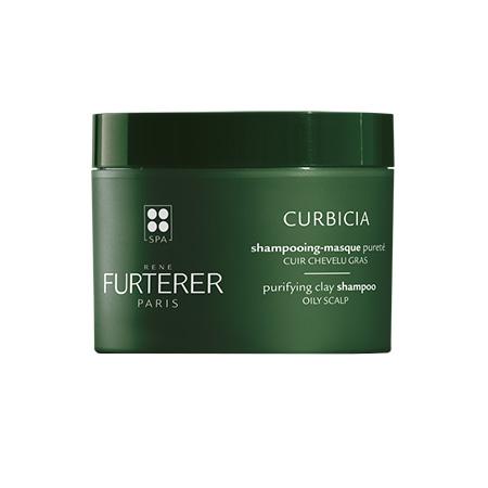 Furterer - Curbicia - Shampooing-Masque Pureté À L'Argile Absorbante 200 ml