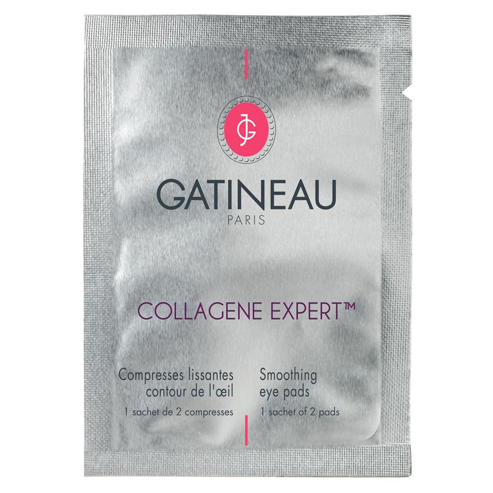 Gatineau - Collagene Expert - Compresses Lissantes Contour des Yeux